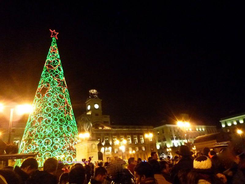 スペインで年越しのカウントダウン!となが〜いクリスマス