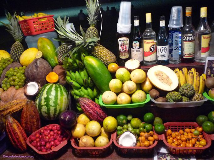 夜はパーティー三昧。夜の楽しみ方とブラジルといえばこのカクテル・カイピリーニャ