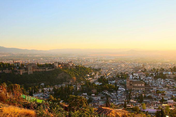 多文化が融け合う世界遺産都市!アンダルシアの宝石「グラナダ」(スペイン)