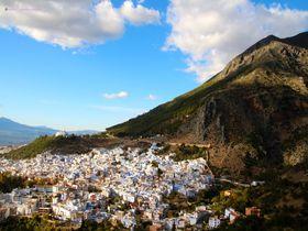 まるで異空間、青の世界「シャウエン」(モロッコ)を120%満喫
