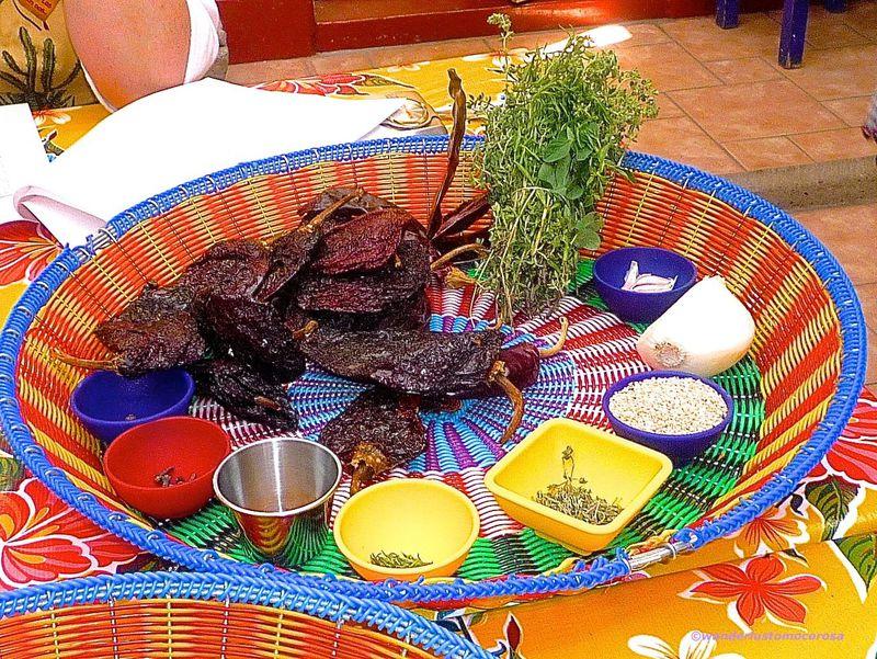 美味しいメキシコ料理の秘密!オアハカのアットホームな料理教室