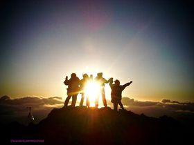 海派も山派もと・り・こ!ハワイ、マウイ島で大自然にふれる!
