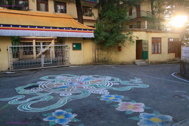 チベット人の聖地!インドのリトルラサ・マクロードガンジでチベットにどっぷりつかる!