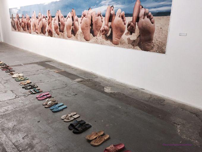 レベルの高さを感じるキューバンアートの世界