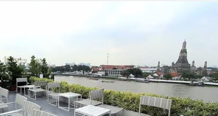 バンコクの隠れ家ホテル「サラ ラタナコーシン」でワットアルンを独り占め