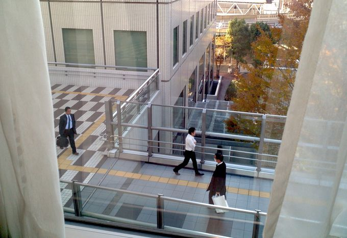 便利な駅!JR大崎駅直結の好立地ホテル