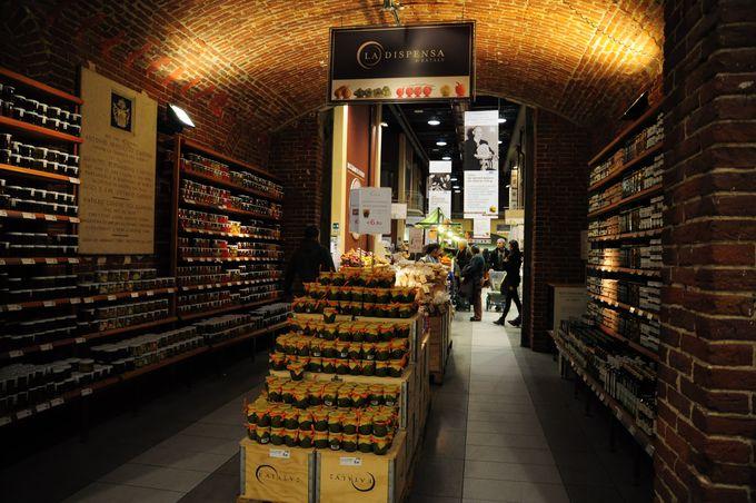 美食の国、イタリアの食材をお土産に!
