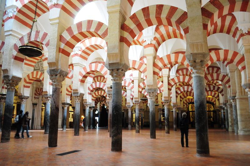 世界遺産!スペイン・コルドバのメスキータとふたつの宗教の歴史