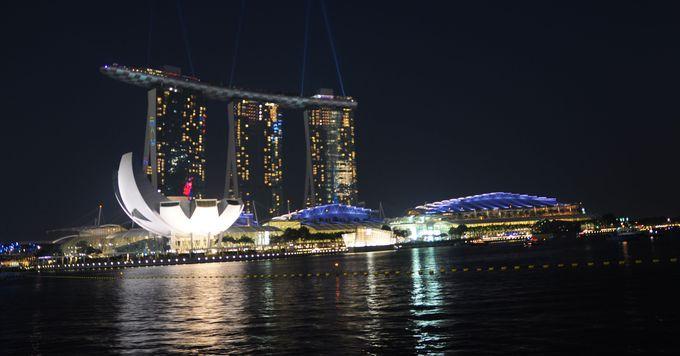 シンガポール、治安のよさがポイントです!