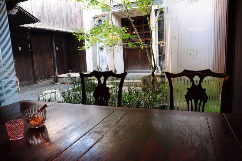 長浜の歴史散歩で寄りたい!古民家カフェ 叶 匠壽庵へ