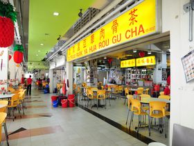 シンガポールの朝ごはんに肉骨茶(バクテー)はいかが?