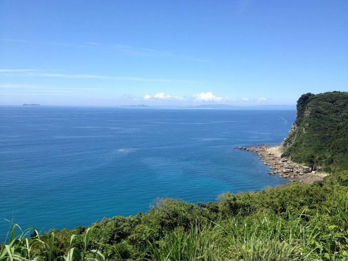 魅力その1:「西海国立公園」に指定されるほど美しい景観と自然