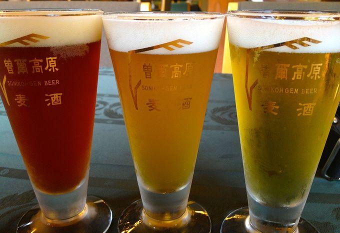 ブラウマイスター直伝の金色ビールはビール酵母が生きてます