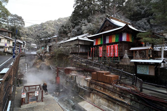 趣の異なる3つの温泉地が魅力的な「熊野本宮温泉郷」