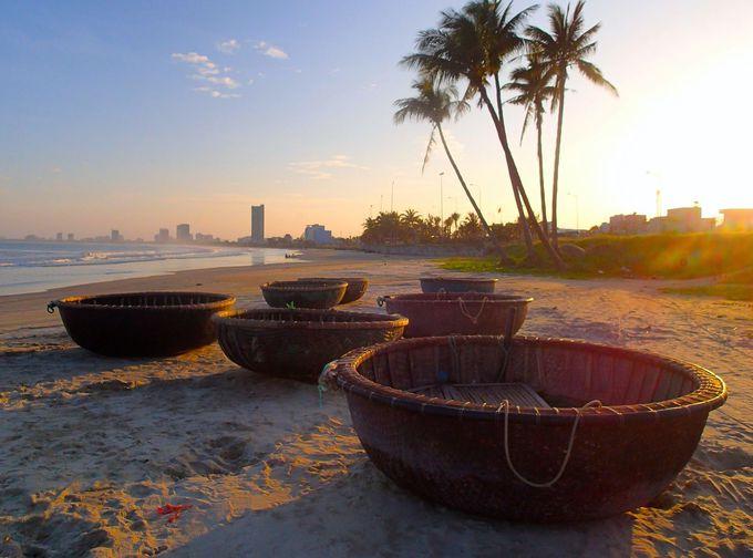 ベトナム屈指の「ミーケービーチ」を歩いてみよう