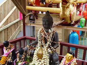 タイのお正月「ソンクラーン(水掛け祭り)」全力で楽しもう!