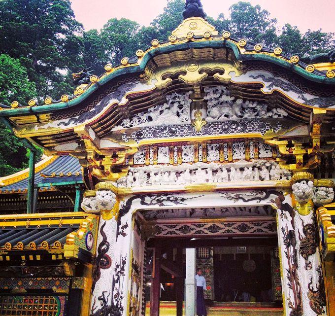 栃木観光に外せない歴史探訪!日光の世界遺産「日光東照宮」