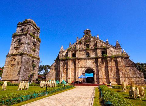 フィリピンの世界遺産を訪れよう