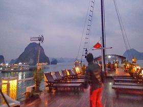 ベトナム「ハロン湾」はこれが正解!世界遺産を豪華客船で過ごす旅