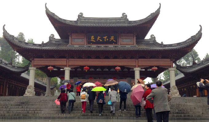 長江沿岸に古来より栄えた「重慶」から旅のスタート