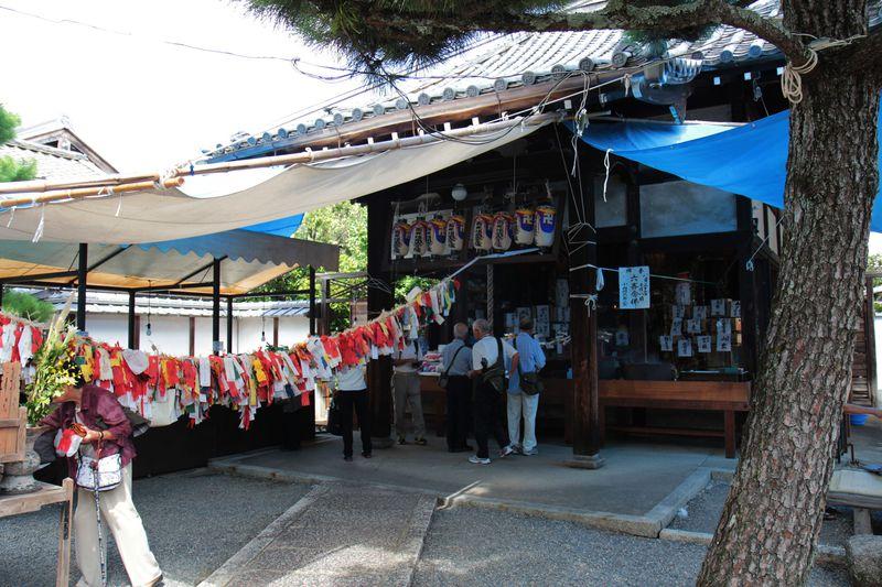 6色のお幡を求めて京都市内をぐるりと一周!京都の六地蔵めぐり