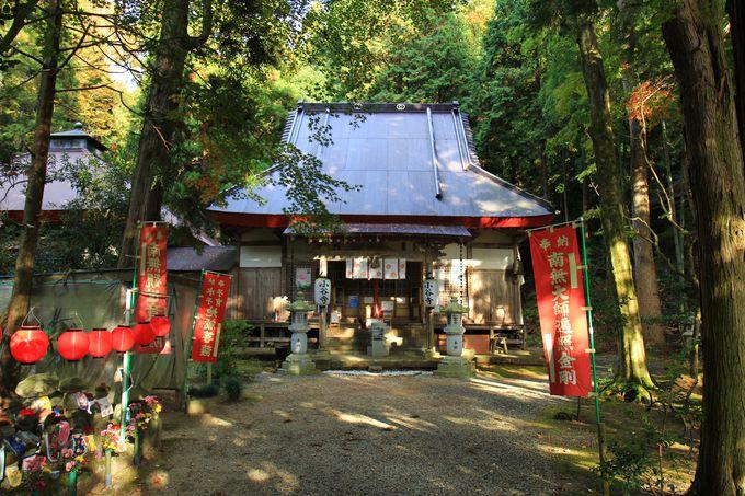 浅井氏の祈願寺でもあった小谷寺もぜひ立ち寄りたいスポットのひとつ。