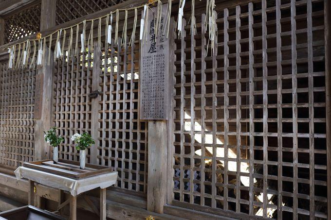 今も湧き続ける霊泉が三井寺の名の由来