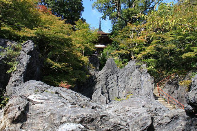 紫式部が源氏物語を書きはじめた「石山寺」