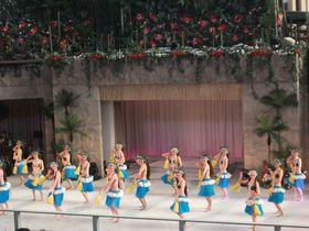 一度は見たい!スパリゾートハワイアンズのフラガール♪|福島県|トラベルjp<たびねす>