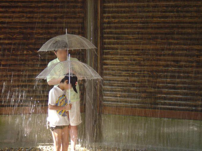 世界最大級の豪雨体験!滋賀「アクア琵琶」で夏の暑さを吹き飛ばせ!