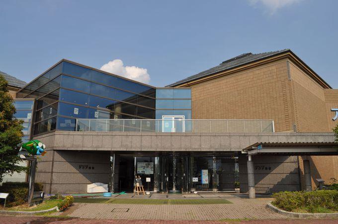 体験型博物館「水のめぐみ館アクア琵琶」