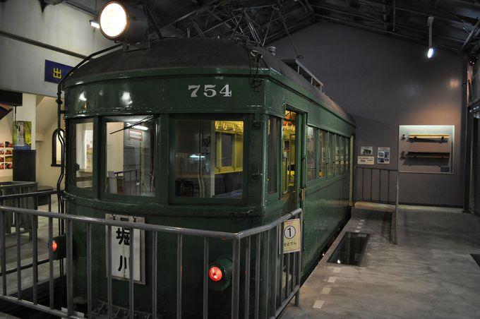 再現された旧尾張瀬戸駅と瀬戸電車両がお出迎え!