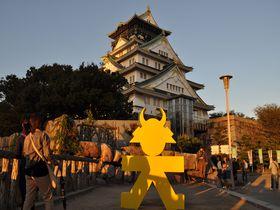 今、大阪城がアツい!「大阪の陣400年天下一祭・冬の陣」開催中!