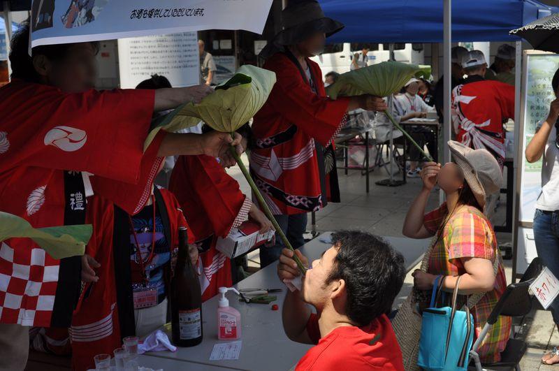 夏の暑さを吹っ飛ばせ!大阪長居植物園で「象鼻杯」を体験だ!