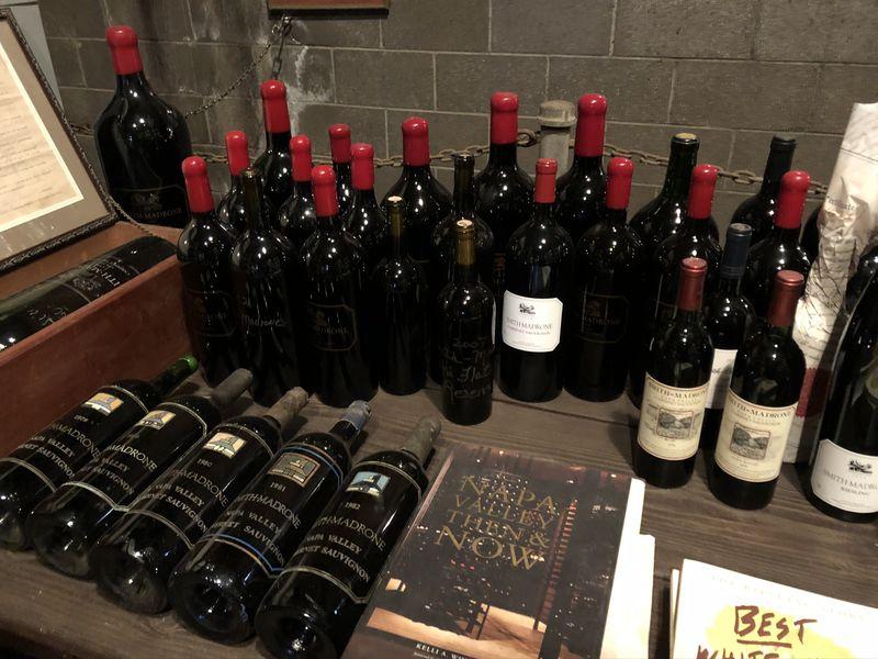 ナパバレーのこだわりワインなら!スミスマドローンワイナリー