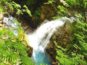 完全装備で行く、那須塩原の秘境「スッカン沢の滝巡り」