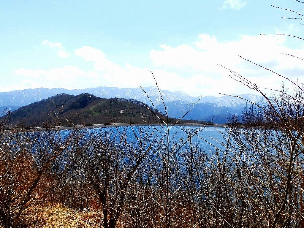 世界最大級の揚水式ダム『沼っ原貯水調整池』