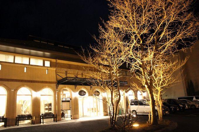 広大な敷地に佇む「ホテル・フロラシオン那須」