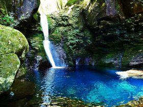 本当は教えたくない!栃木八方「幻のおしらじの滝」の全貌に迫る!|栃木県|トラベルjp<たびねす>