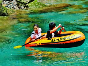海のない栃木県!だったら透明度抜群の那須「木俣川」で水遊びしよう|栃木県|トラベルjp<たびねす>