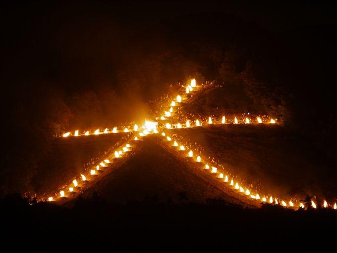 7.五山の送り火