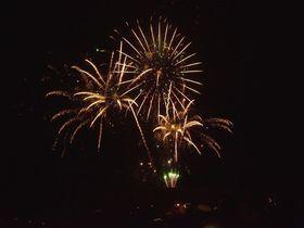 奈良若草山の「真冬の花火」がド迫力!!「山焼き」の始まりを知らせるぞ!|奈良県|トラベルjp<たびねす>