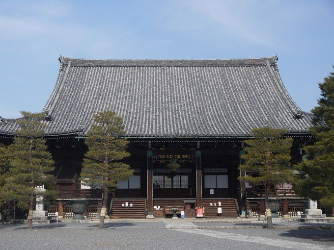 清凉寺(嵯峨釈迦堂)