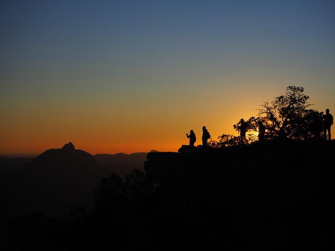 人生観が変わるかも!米国グランドキャニオンの朝陽と夕陽