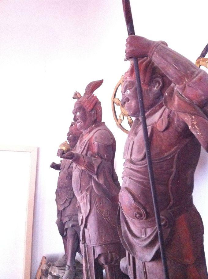 ■城里町・佐久山多門院薬師寺