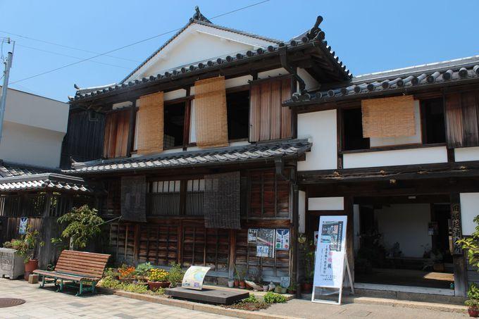 「観海楼」とも呼ばれ、赤穂藩の茶屋的役割を担っていた旧坂越浦会所