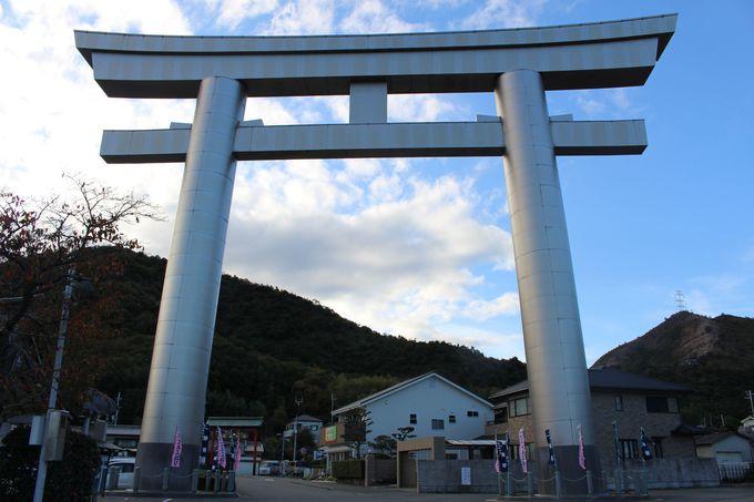 受験生に大人気の「一願成就」の神・鹿嶋神社