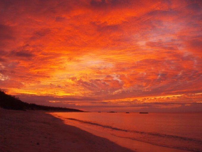 9.日本最南端に沈む夕日を眺めてみよう
