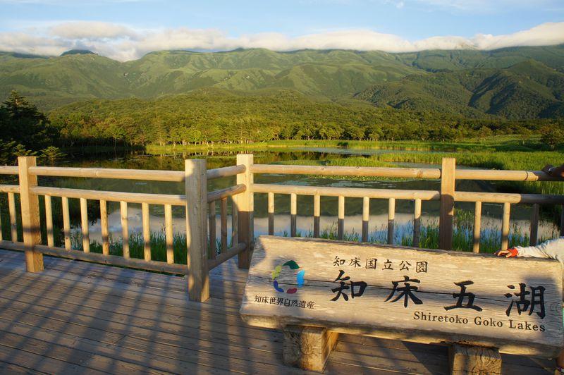 地上遊歩道?高架木道?知床五湖で世界遺産知床の自然を手軽に楽しむ