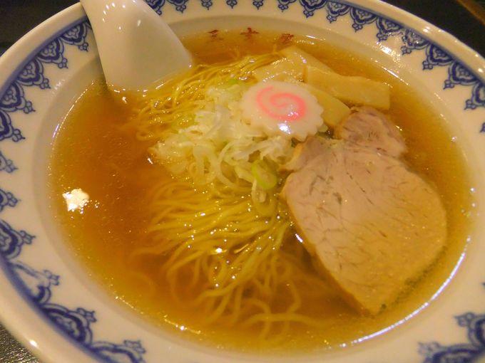 黄金色に輝くスープ!